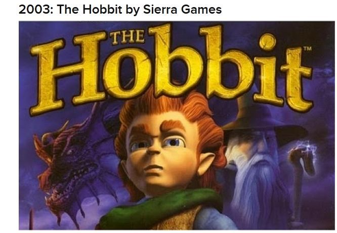Hobbit Illustrations (24 pics)