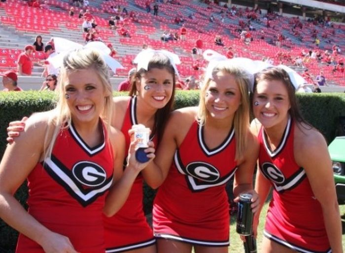 Bulldogs Georgia Girls (55 pics)