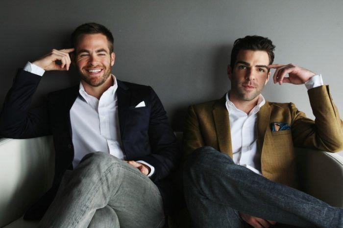 These Men Look Good (100 pics)