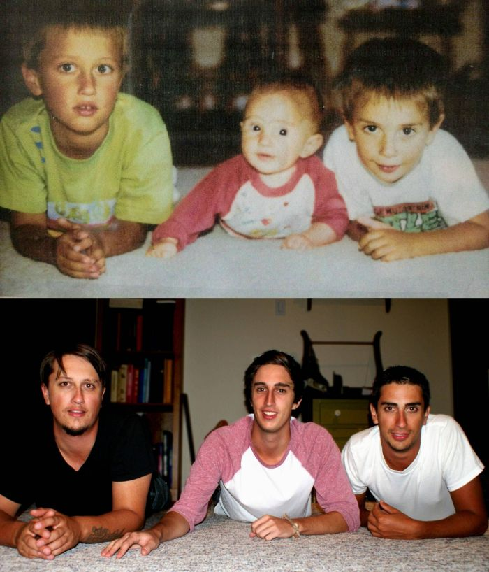 Then and Now. Part 2 (25 pics)