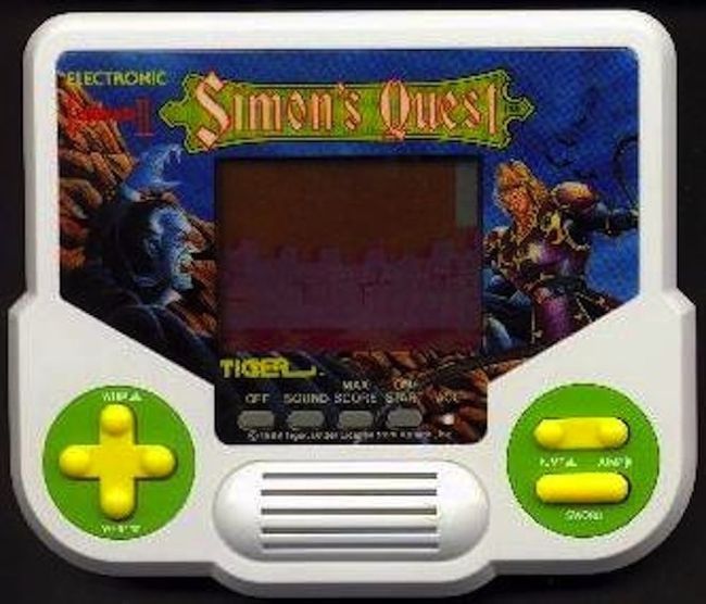 Handheld Games from the Past (22 pics)