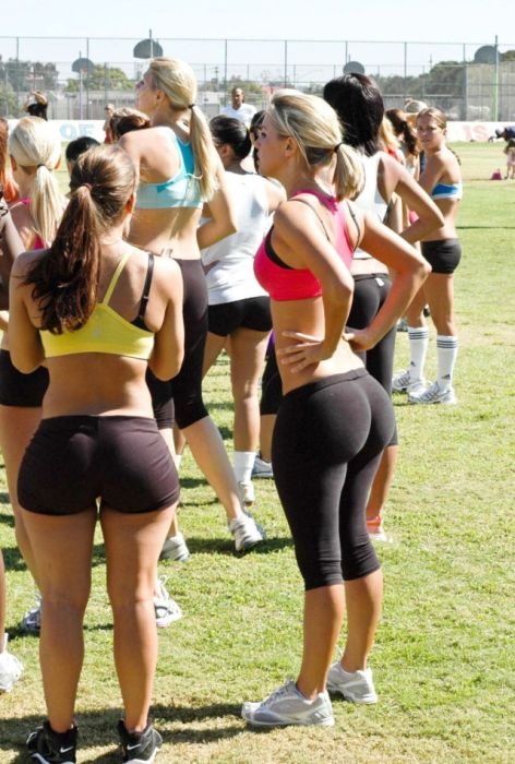 Girls with Big Butts (55 pics)