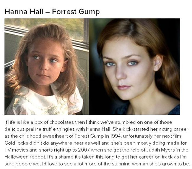 Young Actresses From The '90s Now (9 pics)