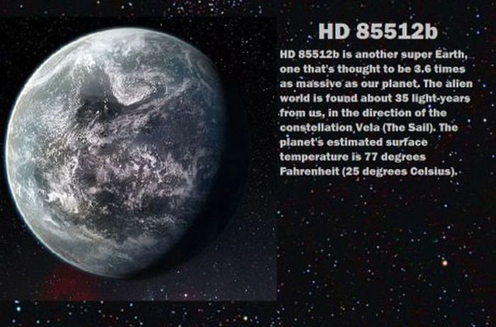 Potentially Habitable Planets (5 pics)