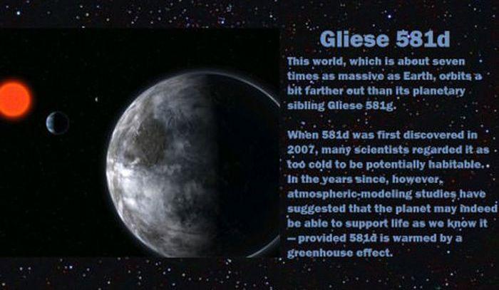 Potentially Habitable Planets (5 pics)