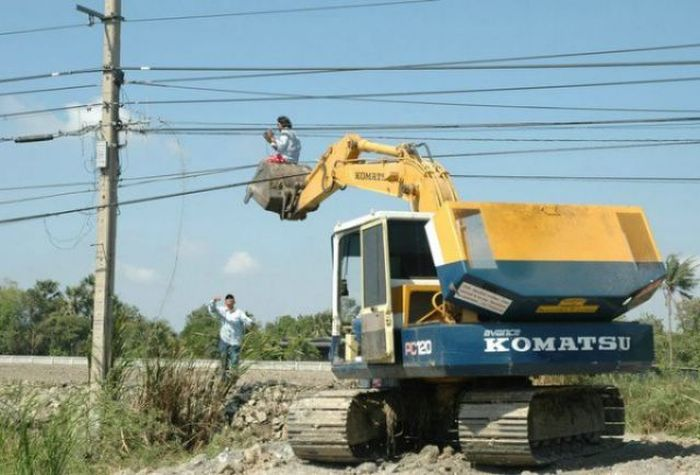 Safety? Never Heard About It (40 pics)