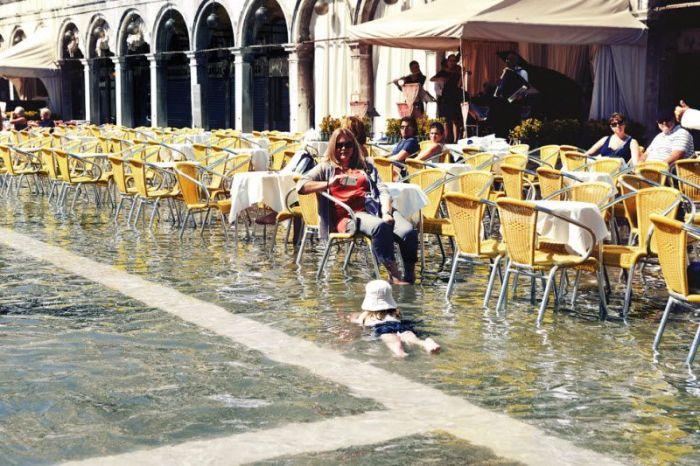 Venice Is Sinking (31 pics)