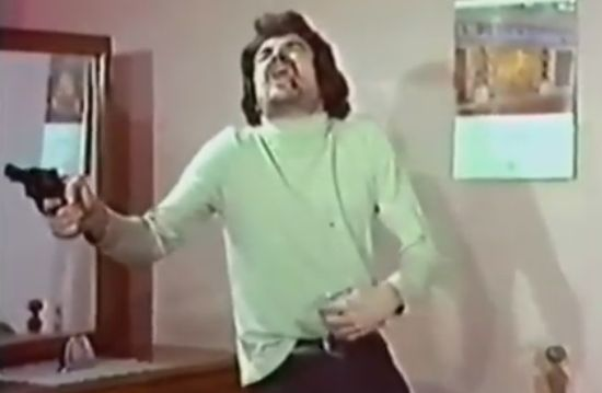 Hilarious Turkish Movie Acting