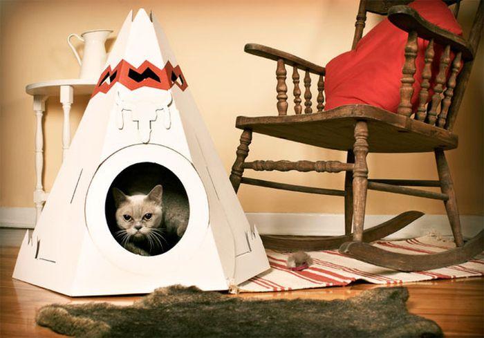 Creative Cat Houses (31 pics)