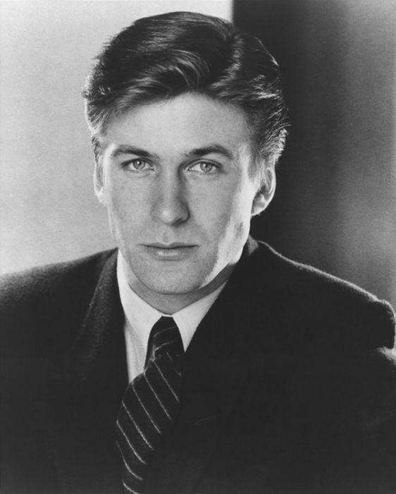 Young Alec Baldwin (31 pics)