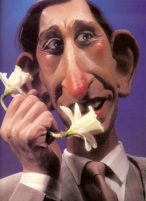 Creepy Celebrity Puppets (23 pics)