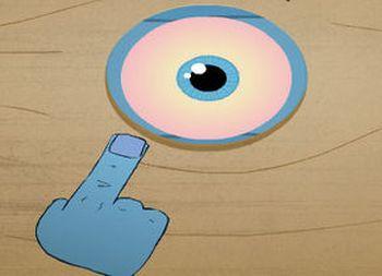 Poke The Eye