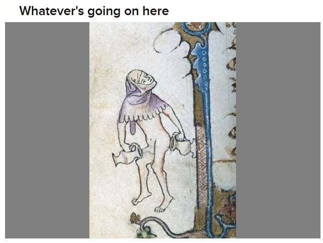 Bizarre Medieval Illustrations (20 pics)