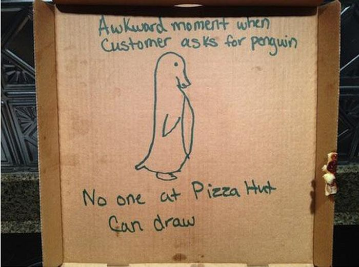 Funny Instructions by Pizza Fans. Part 2 (21 pics)
