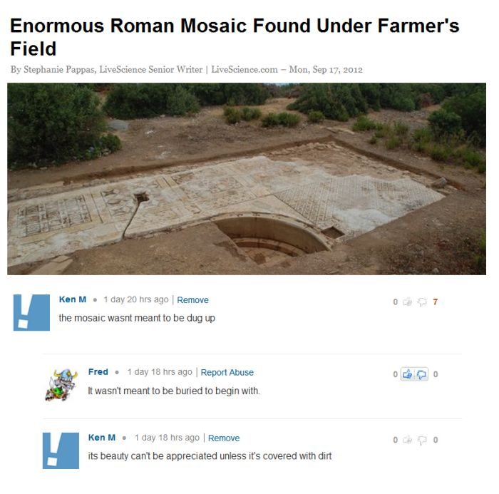 Trolling the Comments (50 pics)