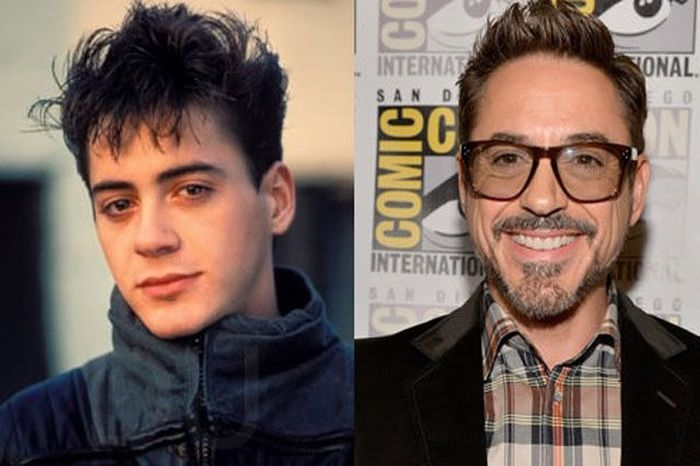 How Celebs Have Changed (21 pics)