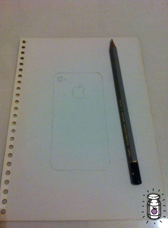 How to Make iPhone Mirror Photos... (6 pics)