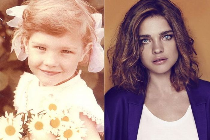 Top Models as Kids (11 pics)