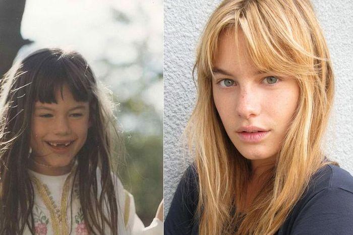Top Models as Kids (11 pics)