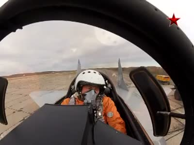 Awesome Flight with a Russian MiG-29 Jet Fighter