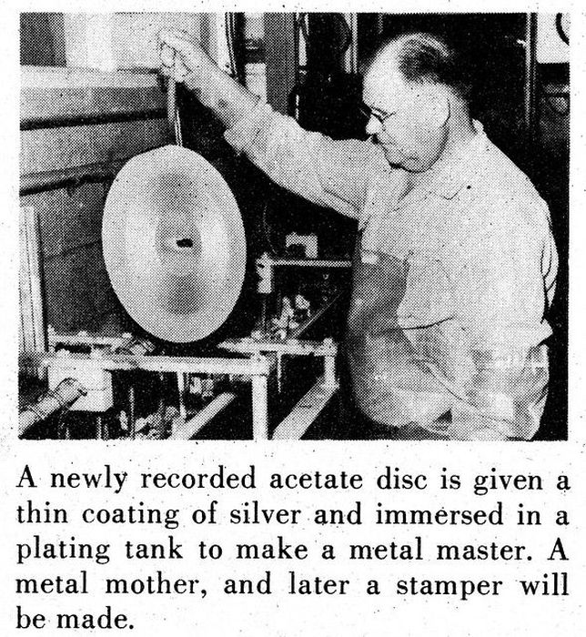 The Production of Vinyl Records (18 pics)