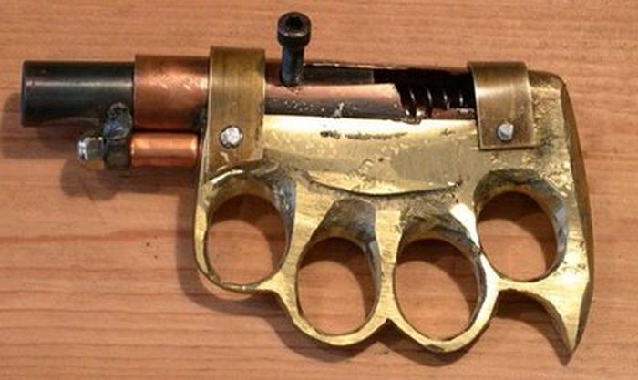 Self-Made Firearms (15 pics)