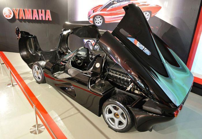 Yamaha's '92 OX99-11 (38 pics)