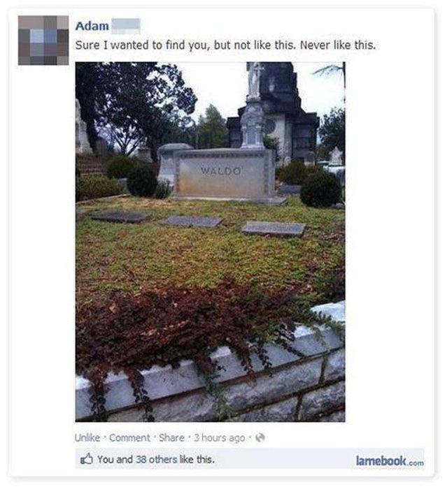 Funny Facebook Status Updates (16 pics)
