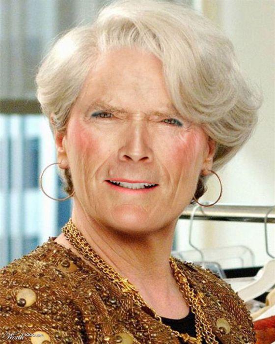 Celebrities in Virtual Gender Switch (20 pics)