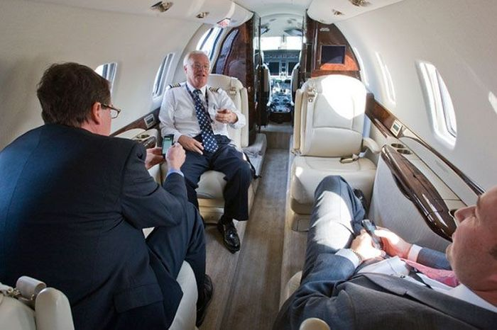 Inside the Most Expensive Planes (25 pics)