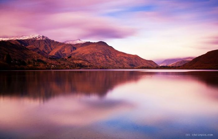 New Zealand Landscape Photography by Chris Gin (36 pics)