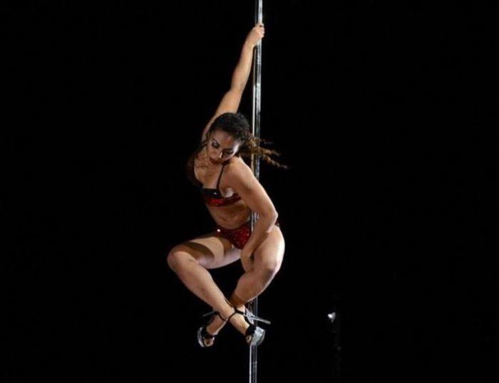 US Pole Dance Championship (35 pics)