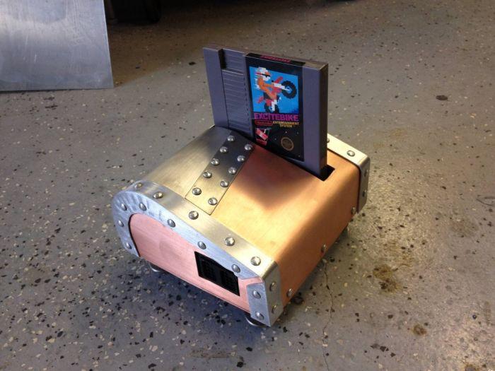 SteamPunk Nintendo (13 pics)