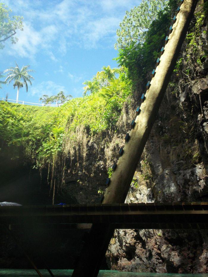 To Sua Ocean Trench (8 pics)