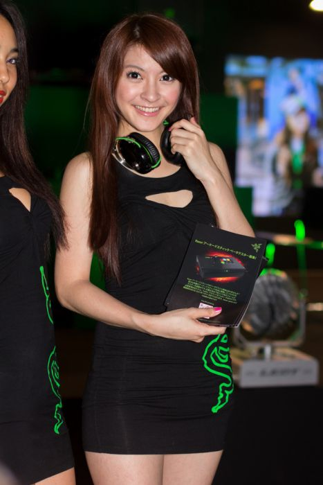Girls from Tokyo Game Show 2012 (51 pics)