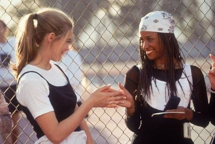 The Reunion of the 'Clueless' Cast (9 pics)
