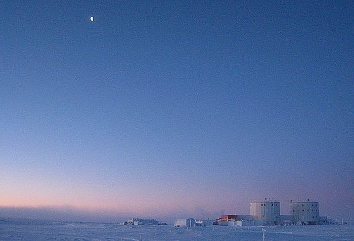Concordia Research Station (23 pics)