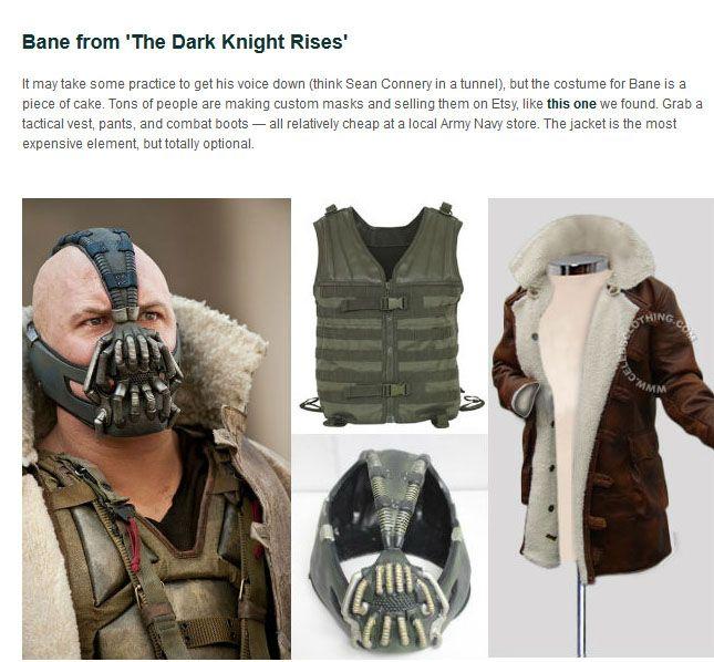 Halloween Costume Ideas (10 pics)
