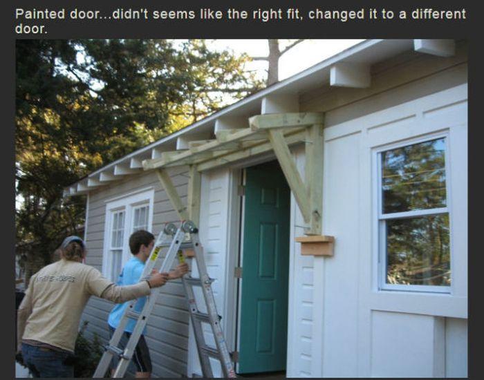 Home Repair (15 pics)
