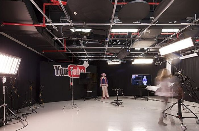 London YouTube HQ (21 pics)