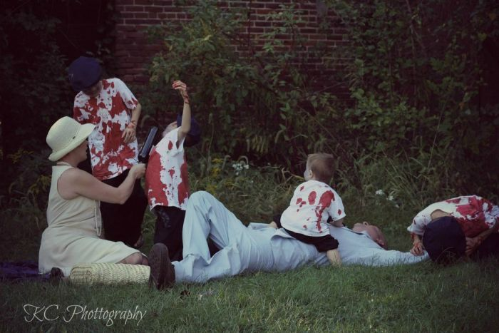 Zombies are Coming (12 pics)