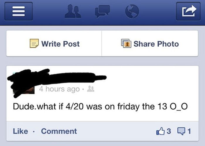 Funny and Stupid Facebook Moments (40 pics)