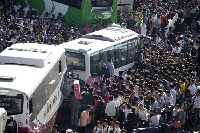 Friday in China (19 pics)