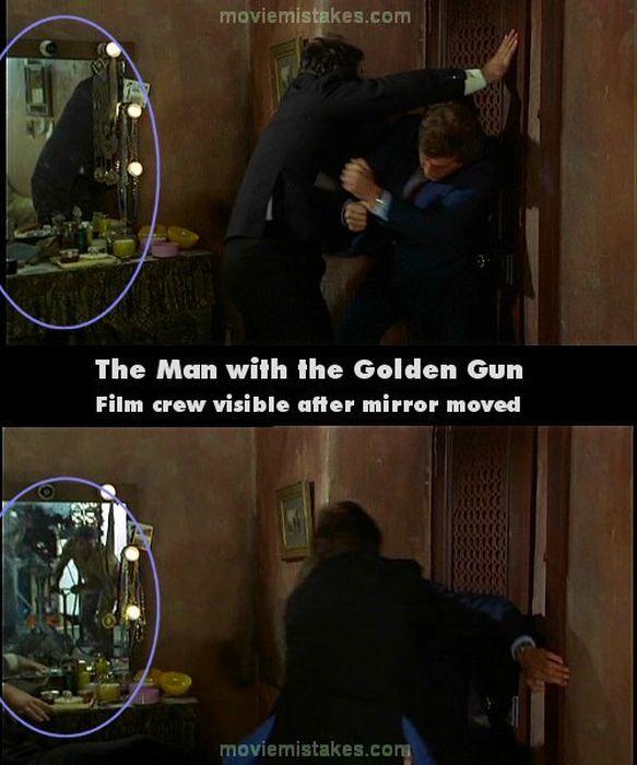 Bond Movie Bloopers (22 pics)