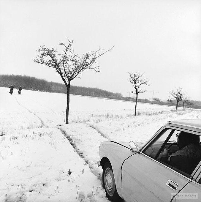 Vintage Funny Photos by Rene Maltete (47 pics)