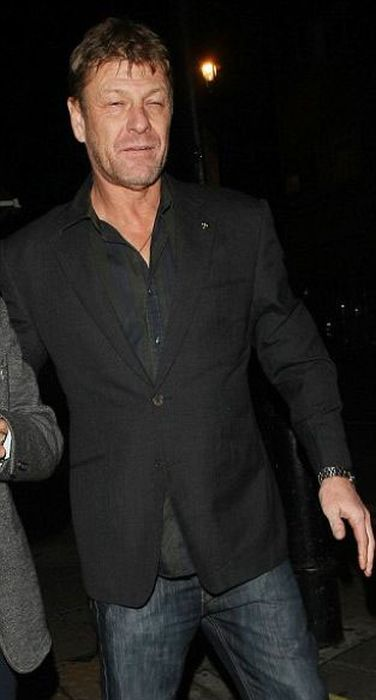 Drunk Sean Bean (13 pics)