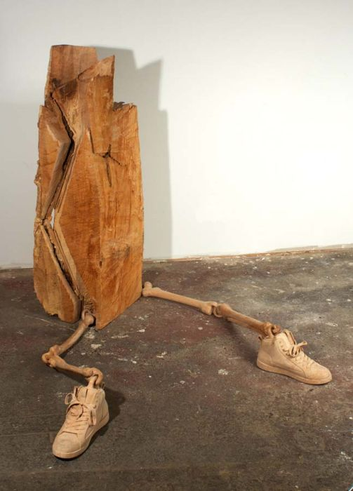 Wooden Sculptures (36 pics)
