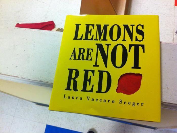 Lemons Are Not Red (14 pics)