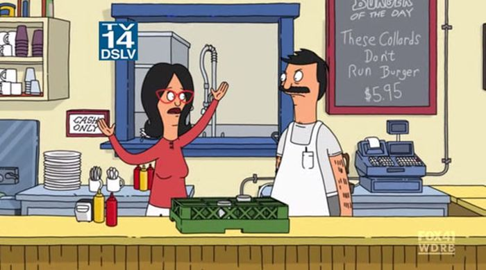"All Jokes from ""Bob's Burgers"" (69 pics)"