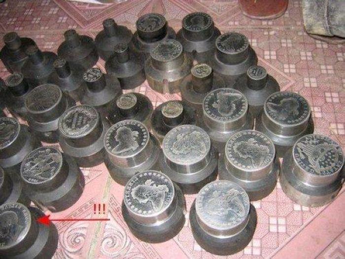 Fake Numismatic Coins (9 pics)